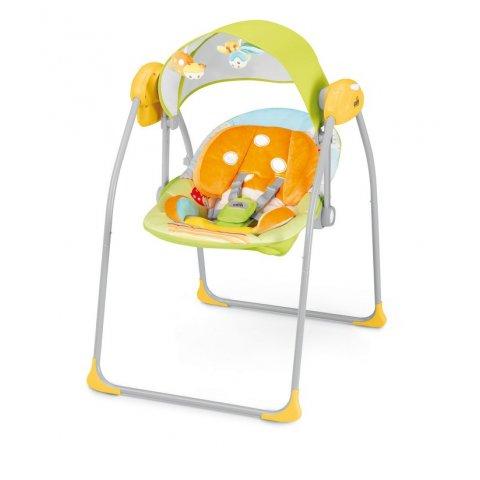 Cam - Бебешки шезлонг Morbiletto - Зелен