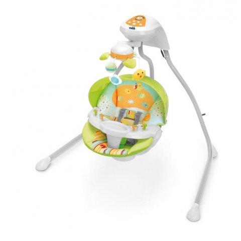 Cam - Бебешки шезлонг-люлка Gironanna - Къщичка гъбка