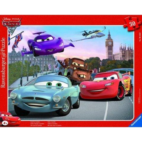 Ravensburger - Пъзел Disney 30-48 елемента Колите 2 : Всичките отбори в Лондон