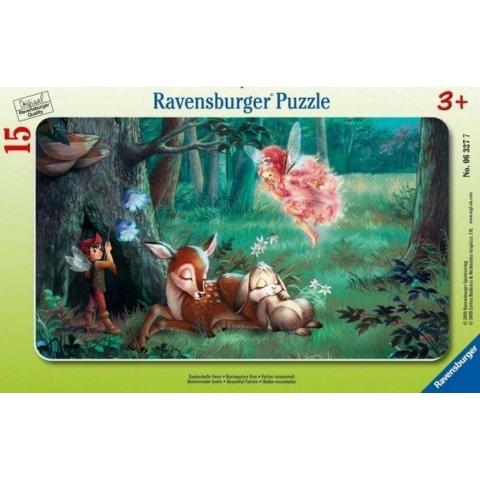Ravensburger - Пъзел 8-17 елемента Вълшебни феи