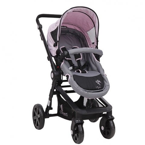 Cangaroo - Комбинирана Детска количка Angie - Лилава