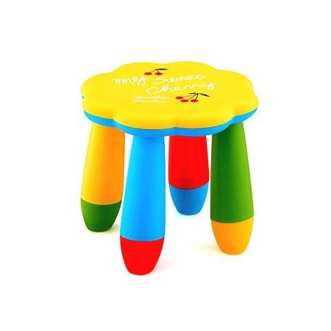 Детско столче цвете - Жълто