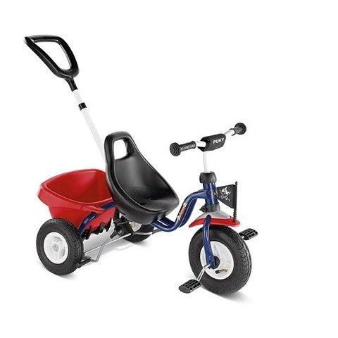Puky - Детско колело триколка - CAT 1 L Capt'n Sharky