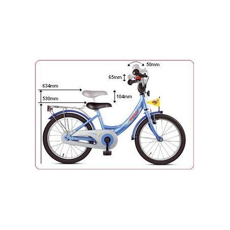 Puky - Велосипед ZL 18 Alu Princess Lillifee