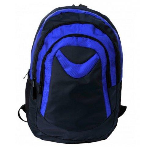 PASO - Ученическа раница черно и синьо