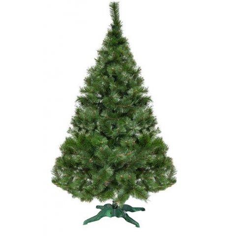 Коледна елха - Жилкова - тъмно зелена - 250см