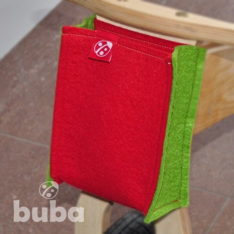Buba - bag-red