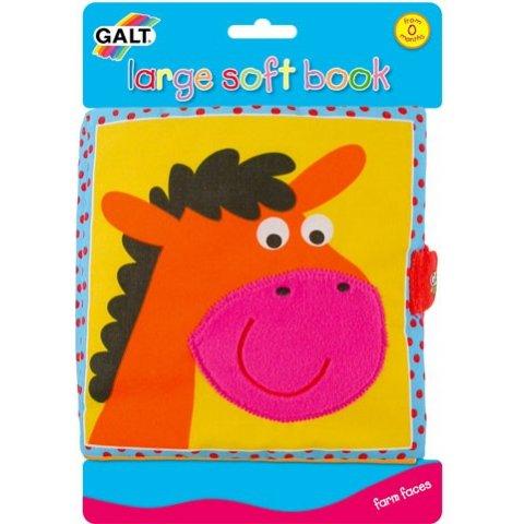 Galt -Мека книжка Животните от фермата