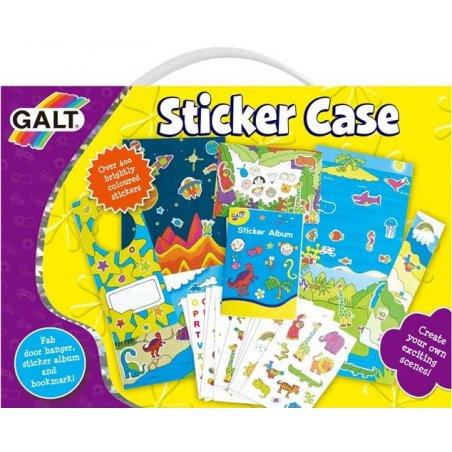 Galt -Куфарче със стикери