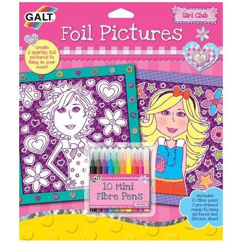 Galt -Картини с фолио
