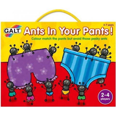 Galt - Игра Изгони мравките