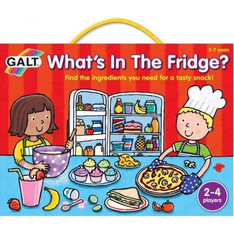 Galt - Игра Какво има в хладилника?