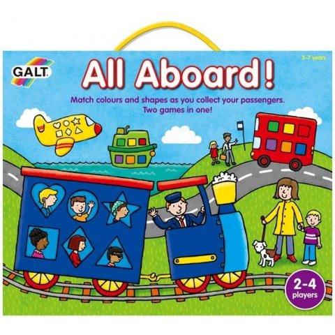 Galt - Игра Всички на борда