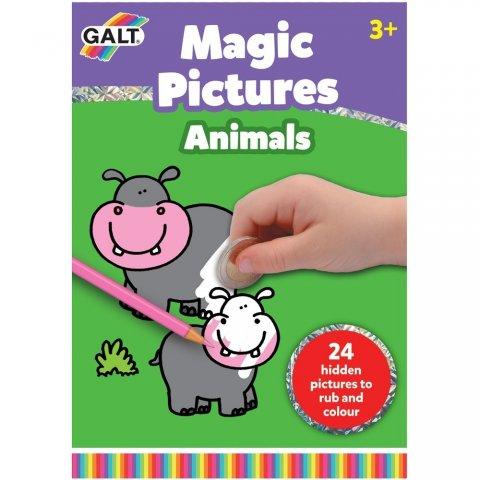 Galt - Вълшебни картинки - Животни