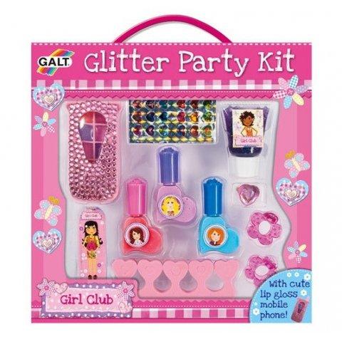 Galt - Блестящ парти комплект