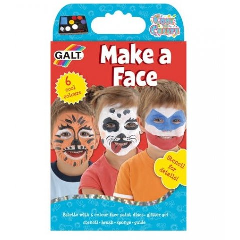 Galt - Нарисувай лицето си