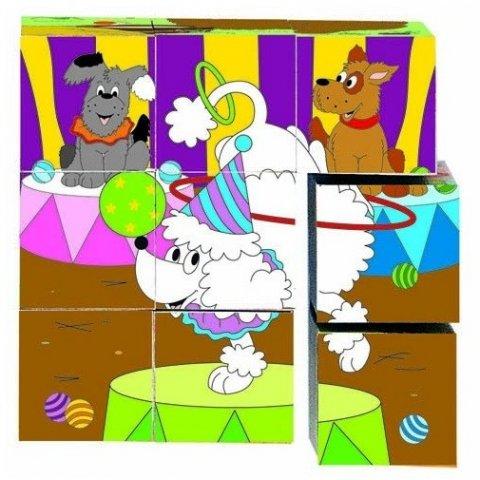 Woody - Кубчета - Цирк