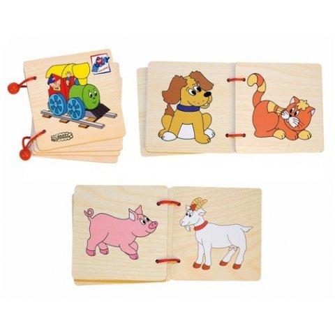 Woody - Бебешка книжка Веселото влакче