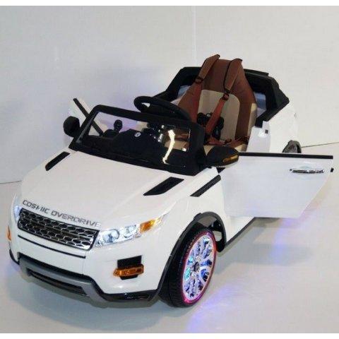 Акумулаторна кола Range Rover 12V - Бяла