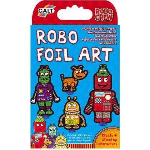 Galt - Роботи - Картини с фолио