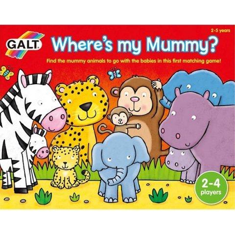 Galt - Игра Къде е мама