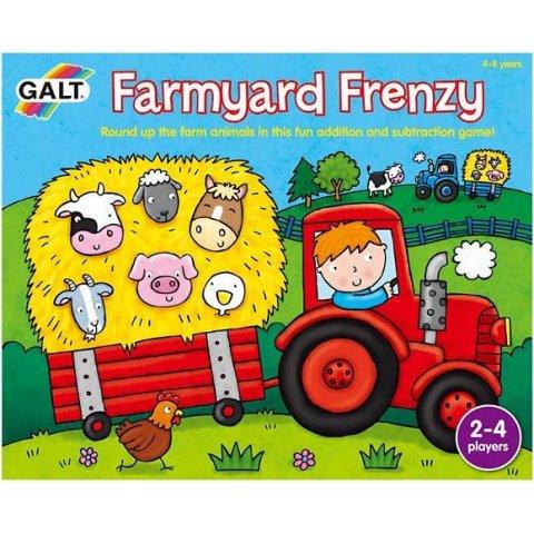 Galt - Игра Надпревара в селския двор