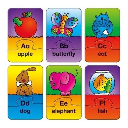 Galt - Пъзел Английската азбука