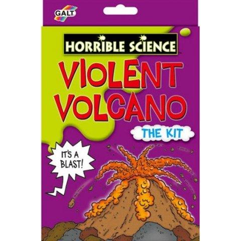 Galt - Ужасяваща наука - Изригващ вулкан