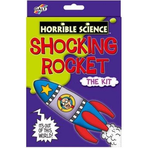 Galt - Ужасяваща наука - Страховита ракета