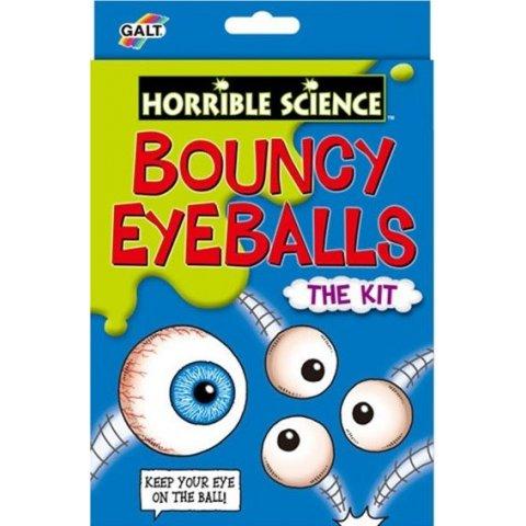 Galt - Ужасяваща наука - Подскачащи светещи очни ябълки