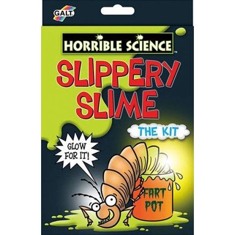Galt - Ужасяваща наука - Хлъзгава слуз, светещи червеи и пръцкаща кутийка