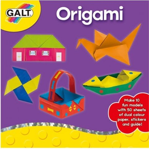 Galt - Оригами
