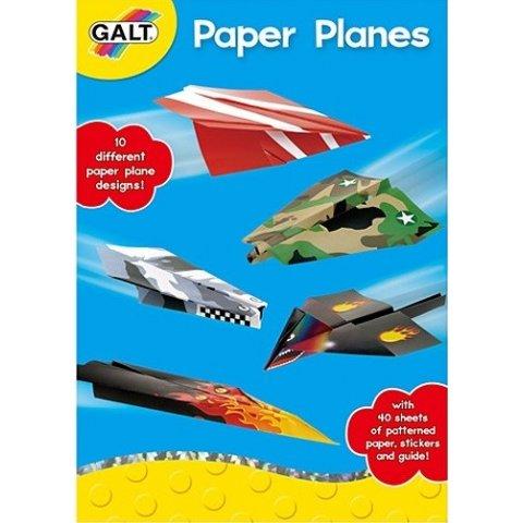 Galt - Оригами - самолети