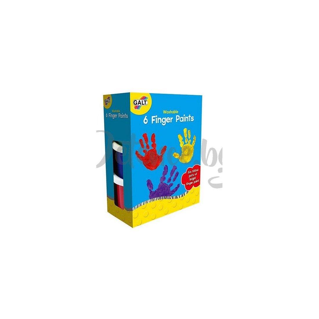 Galt - Боички за пръсти - миещи се