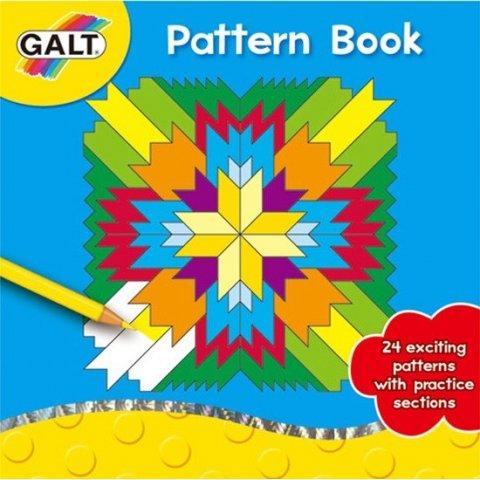 Galt - Книжка с мозайки за оцветяване