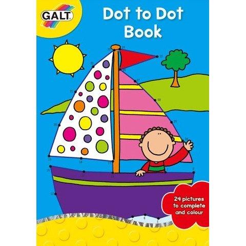 Galt - Книжка - Свържи точките II