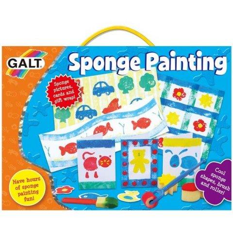 Galt - Рисуване с гъба