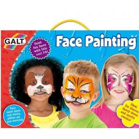 Galt - Комплект Нарисувай лицето си - голям