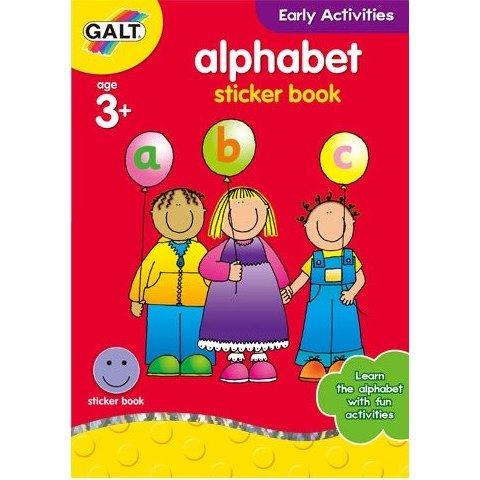 Galt - Книжка Английската азбука