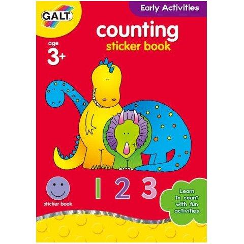 Galt - Книжка Да се научим да броим