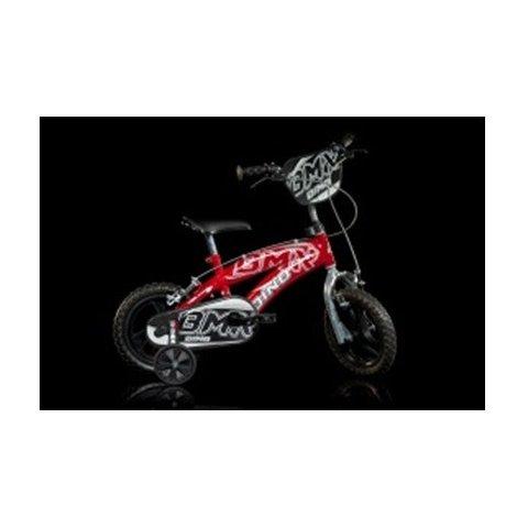 """Dino Bikes - Колело BMX 12"""" червено"""