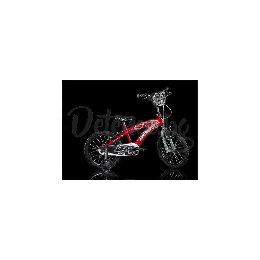 Dino Bikes - Колело BMX 16 инча черно