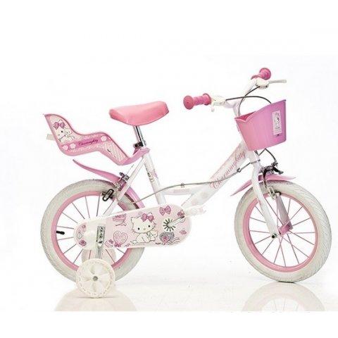 Dino Bikes - Колело Charmmy Kitty 16 инча