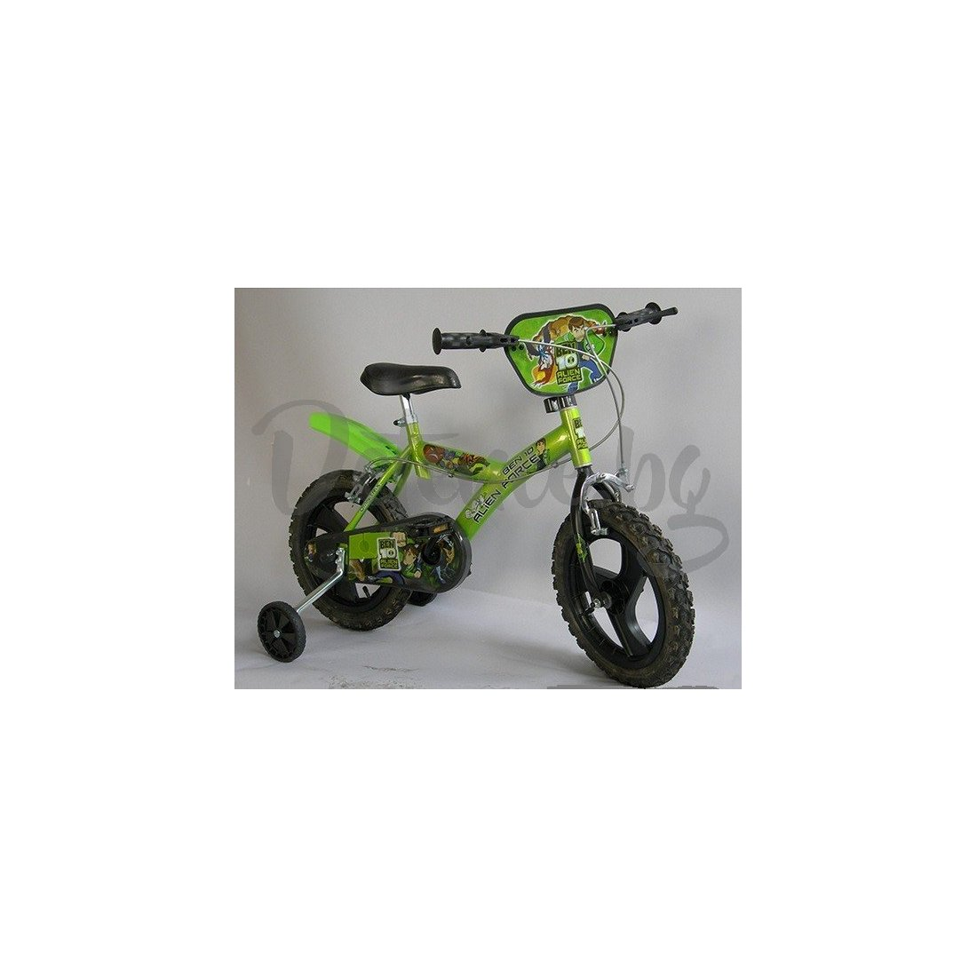 Dino Bikes - Колело Бен 10 16 инча