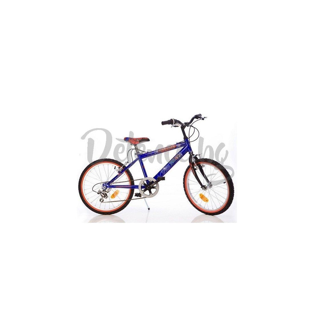 Dino Bikes - Колело Спайдърмен 20 инча