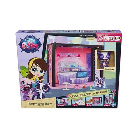 Littlest Pet Shop - 033504