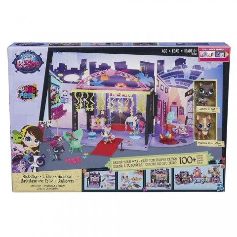 Littlest Pet Shop - 033510