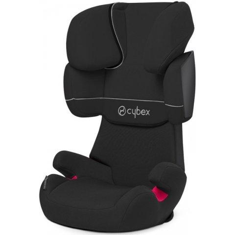 Cybex 2012 Столче за кола Solution X - Pure Black