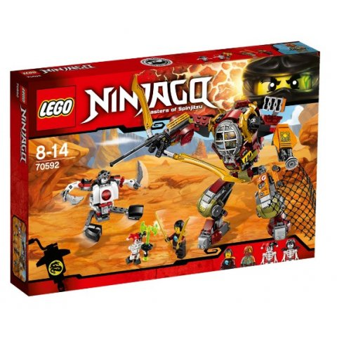 Lego Ninjago - 70592