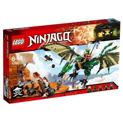 Lego Ninjago - 70593